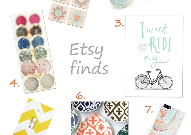 Etsy finds