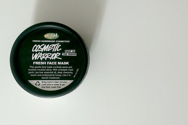 Cosmetic warrior