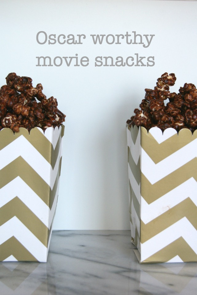 Oscars movie snacks