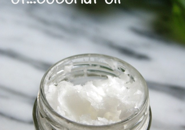 Coconut oil uses for skin
