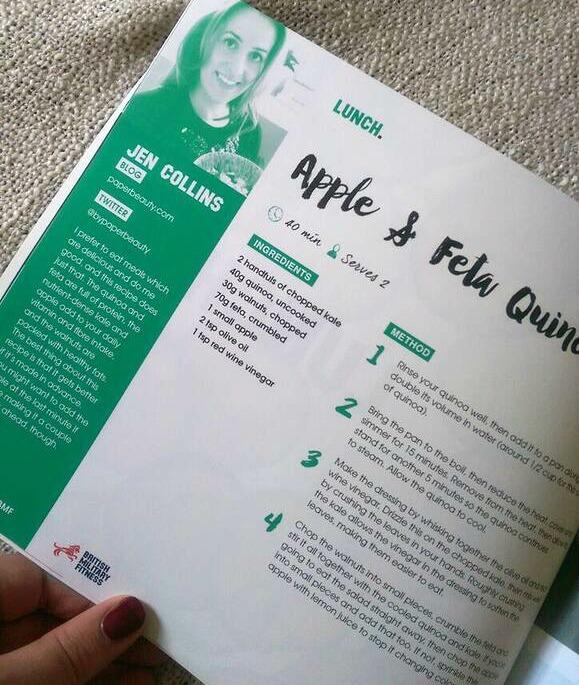 #FitFoodBMF Recipe Book