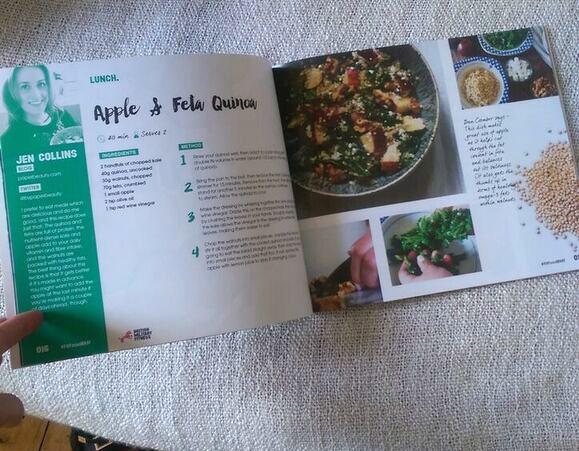 Fit Food BMF Recipe book